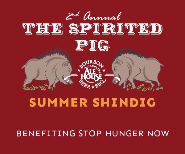 The Spirited Pig Summer Shindig